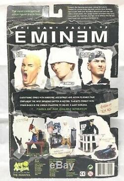 Eminem Eminem action figure Art Asylum 2001