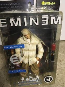Eminem My Name Is Action Figure SEALED Art Asylum NEW