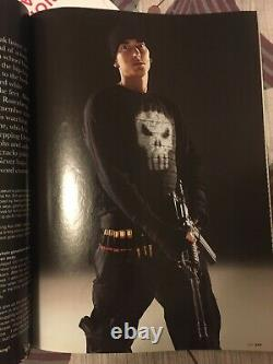 Eminem XXL magazine with frame and action figure (please Read Full Details)