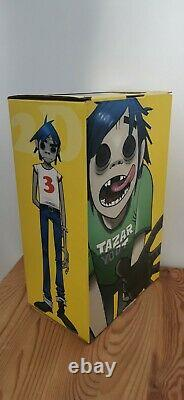 Figurine Gorillaz Kidrobot 2D CMYK 2006