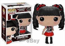 Funko POP! BABYMETAL Su-Metal Yuimetal Moametal plush figure mascot doll Japan