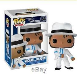 Funko POP BEAT IT MICHAEL JACKSON Popular Music Star PVC Action Figure