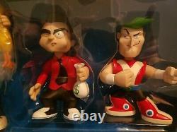 GREEN DAY Super Action Figure set Summer Sonic variant billie trey mike 1/350