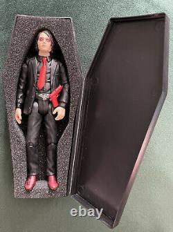Gerard Way MCR My Chemical Romance Action Figure Coffin Gun, SEG Toys, 2005 RARE