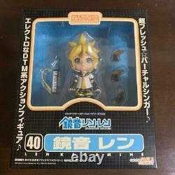 Good Smile Vocaloid Kagamine Len Nendoroid Action Figure Import From Japan