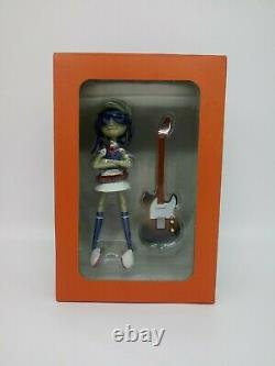 Gorillaz CMYK Edition Noodle Vinyl Figure Kid Robot 2006 RARE