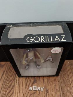 Gorillaz Kidrobot Murdoc Nicalls new in box figurine, ultra rare 2006 Demon Days