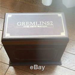 Gremlin Music Box Super Rare Music Box Gremlin 2 gizmo music box made in 2001