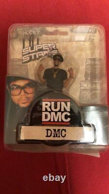 HIP HOP innovator RUN DMC 3 set new