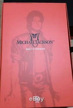 HOT TOYS MICHAEL JACKSON Beat It Version 1/6 scale action figure MIS10 F/S Japan