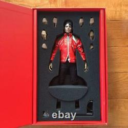 HOT TOYS Michael Jackson BEAT IT ver. Figure HotToys 1/6 Micon DX Doll MJ