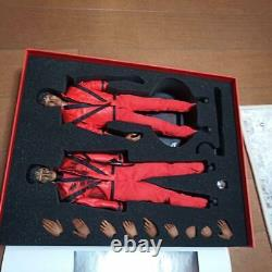 HOT TOYS Michael Jackson THRILLER ver. Figure HotToys 1/6 Micon DX Doll MJ TOY