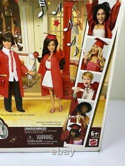 High School Musical 3 Senior Year East High School Playset / Play House