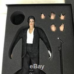 Hot Toys 12 Inch Action Figure Michael Jackson BILLIE JEAN HISTORY TOUR Ver