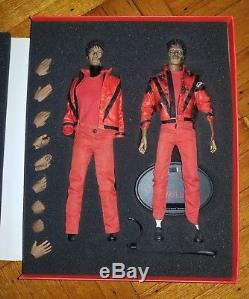 Hot Toys 1/6 Scale Michael Jackson Thriller Action Figure