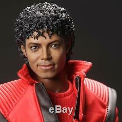 Hot Toys 1/6 scale figure michael jackson thriller version 12inch
