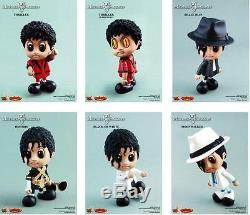 Hot Toys Cosbaby Michael Jackson 3 inch Action Set SEALED