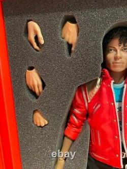 Hot Toys MICHAEL JACKSON Beat It Version MIS10 12 inch Figure Exclusive to 2000