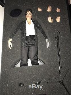 Hot Toys MIS08 MIS 08 Michael Jackson (Billie Jean/ History Tour version) USED
