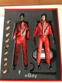 Hot Toys MIS09 MIS 09 Michael Jackson (Thriller Version) 1/6 Figure NEW
