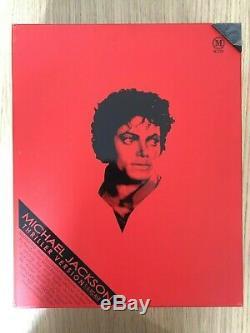 Hot Toys MIS09 MIS 09 Michael Jackson (Thriller Version) 1/6 Figure USED