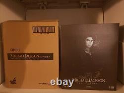 Hot Toys Michael Jackson Bad Version 1/6 Figure Rare