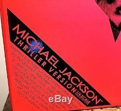 Hot Toys Michael Jackson Thriller 1/6 Scale Figure Rare Mis09-complete