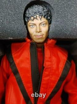 Hot Toys Michael Jackson Thriller Edition 1/6 Figure Japan Doll real action