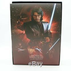 Hot Toys Movie Masterpiece 1/6 Scale Figure Star Wars Anakin Skywalker Darkside