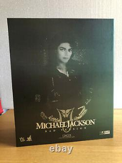 Hot toys Michael Jackson BAD VERSION Figure HotToys 1/6 DX03 JUNK