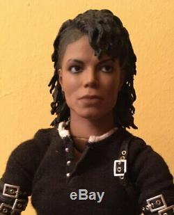 Hot toys Michael Jackson figure DX03 1/6 BAD VERSION Bravado