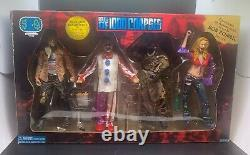 House of 1000 Corpses 4pc Action Figure Set VERY RARE Rob Zombie Signed