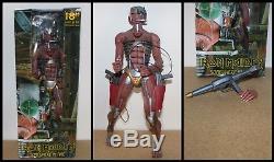 Iron Maiden 18 Eddie Action Figure Somewhere In Time Cyborg NECA McFarlane Toy