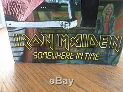Iron Maiden 18 Somewhere In Time Eddie Action Figure