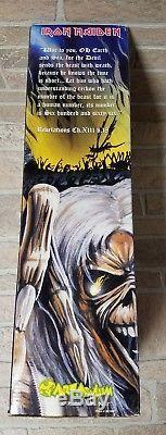 Iron Maiden Eddie 18 Beast Asylum Ultimate Series Action Figure by Art Asylum