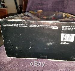 Iron Maiden Eddie 18 Number of Beast 2002 Asylum Ultimate Series Figure Doll