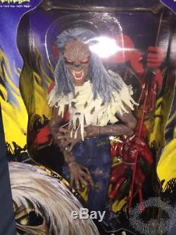 Iron Maiden Eddie 18 (inch) Number Of The Beast Action Figure