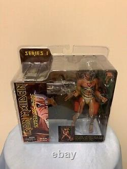 Iron Maiden Eddie Somewhere In Time Action Figure NECA Series 1 New SEALED