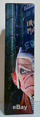 Iron Maiden Eddie Somewhere in Time 18'' Figure with Sound NEW SEALED NECA