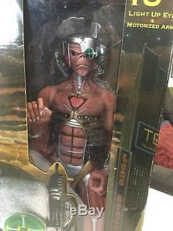 Iron Maiden Somewhere In Time 18 motorized figure. New Sealed