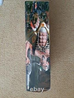 Iron Maiden Somewhere in Time Eddie 18 Figure