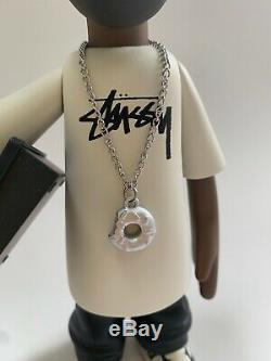 J Dilla x Stussy x Pay JAY Figure Vinyl Toy Urban Music Memrobillia
