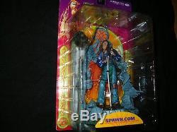 Janis Joplin 6 Inch Action Figure Toy Singer New In Box Todd McFarlane Spawn