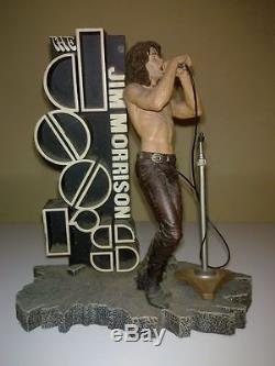 Jim Morrison The Doors Stage 6 Inch Action Figure Statue Toy New Rare McFarlane