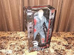 John Carpenter Signed 18 Action Figure Michael Myers Halloween Movie Maniacs