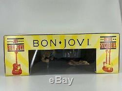 Jon Bon Jovi & Richie Sambora McFarlane Toys 2 pack Boxed Set New Action Figure