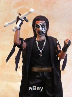 KING DIAMOND 1/6 custom Figure Conspiracy cd dvd lp era Mercyful Fate kiss