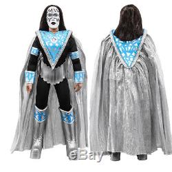 Set of all 4 KISS 8 Inch Action Figures Series Eight Dynasty