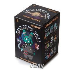 Kidrobot Band Camp Music Labbit Vinyl Mini-Figure Case of 20 2.5 Mini Series