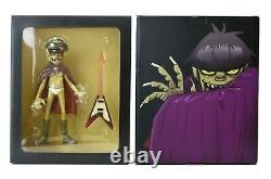 Kidrobot GORILLAZ CMYK Figure Full Set, Russell 2D Murdoc Noodle Vinyl